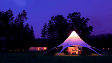 Glamping Tour in Ohya